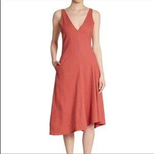 Theory Tadayon.Stretch Midi Dress SZ 0